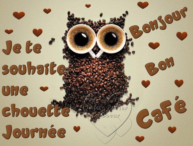 Bonjour bon café