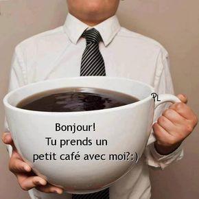 Bonjour café