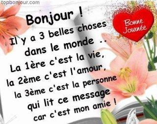 BonjouR-Phrase