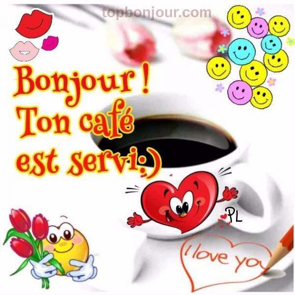 Bonjour joedi cafè