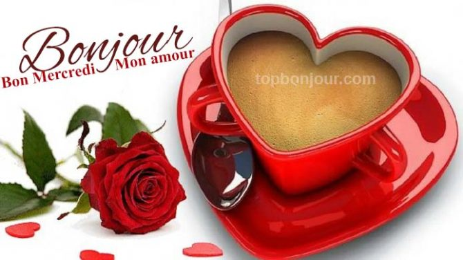 Bon mercredi amour